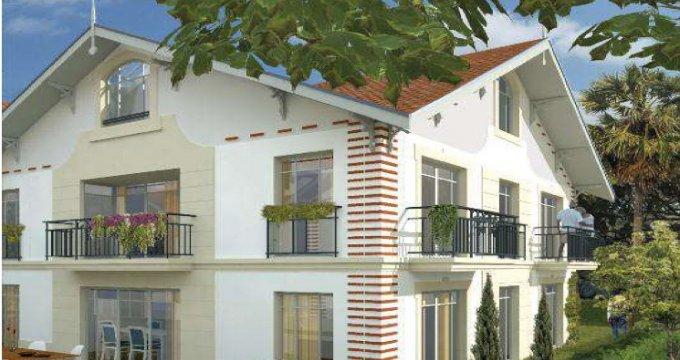 Achat / Vente appartement neuf Arcachon quartier de l'Aiguillon (33120) - Réf. 5513