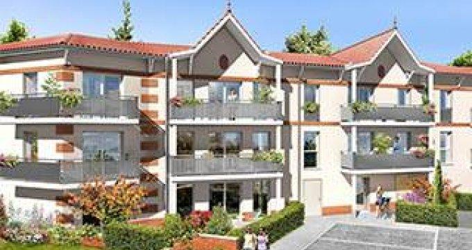 Achat / Vente appartement neuf Audenge à deux pas de l'océan (33980) - Réf. 1062