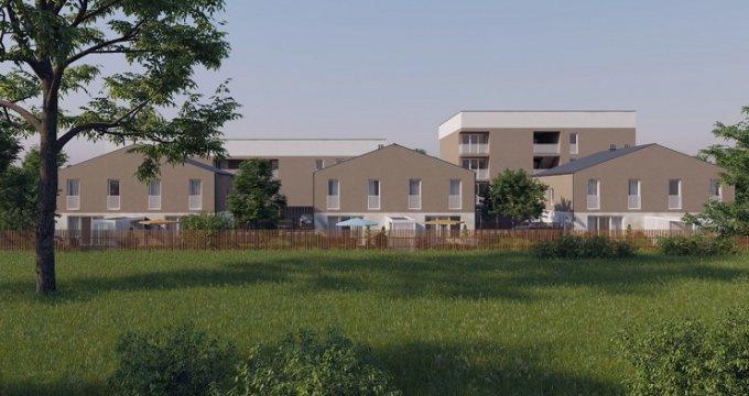 Achat / Vente appartement neuf Bassens centre-ville (33530) - Réf. 2493