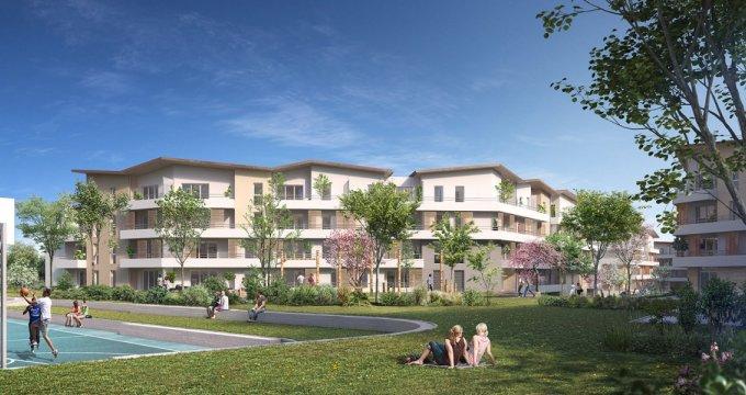 Achat / Vente appartement neuf Bassens quartier du Moura (33530) - Réf. 2207