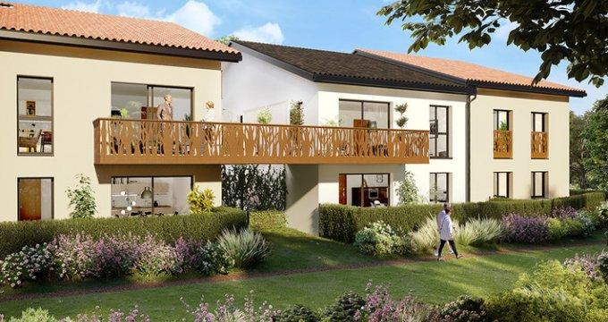 Achat / Vente appartement neuf Bassens rive droite de la Garonne (33530) - Réf. 4059