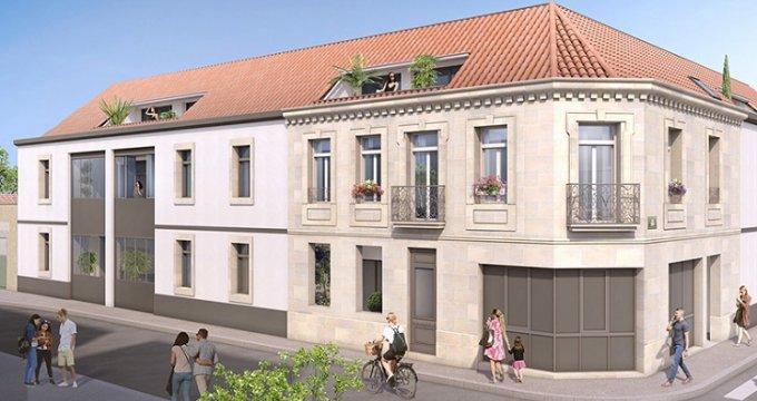 Achat / Vente appartement neuf Bègles, à 400m de la Barrière (33130) - Réf. 5086
