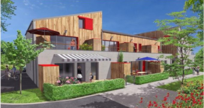 Achat / Vente appartement neuf Bègles coeur village urbain (33130) - Réf. 2872