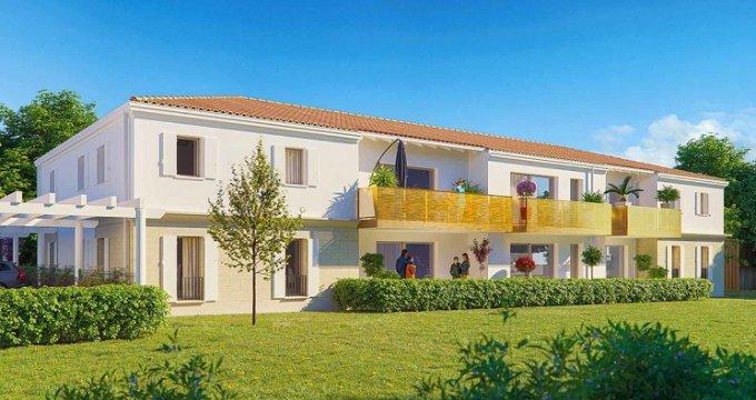 Achat / Vente appartement neuf Bègles, secteur Robert Picqué (33130) - Réf. 6001