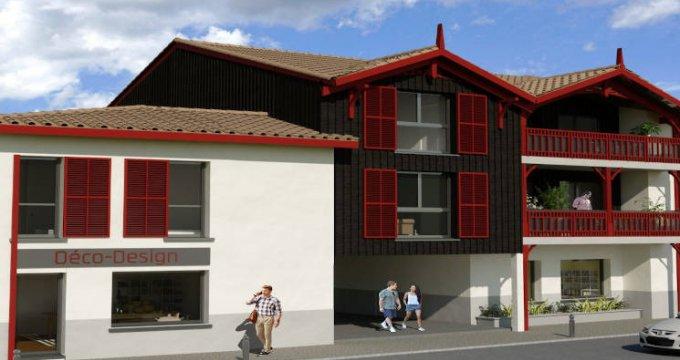 Achat / Vente appartement neuf Biganos centre-ville et proche école (33380) - Réf. 4109