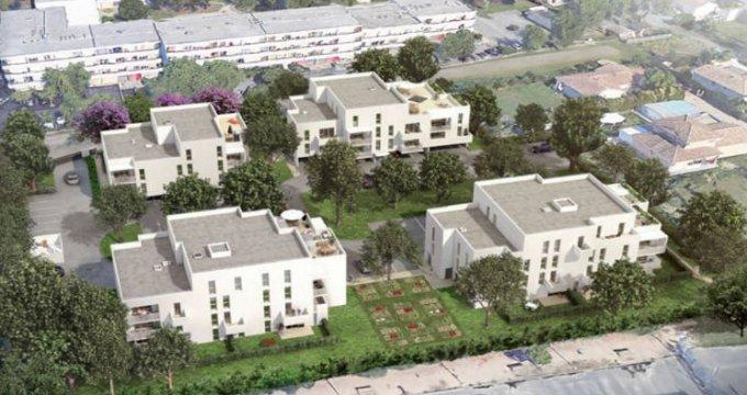 Achat / Vente appartement neuf Blanquefort à 500m du Tram Frankton (33290) - Réf. 3921
