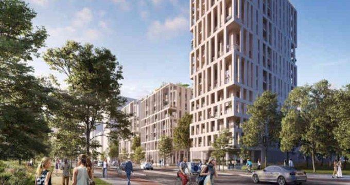 Achat / Vente appartement neuf Bordeaux Brazza (33000) - Réf. 4321