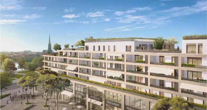 Achat / Vente appartement neuf Bordeaux Place Belvédère (33000) - Réf. 2556