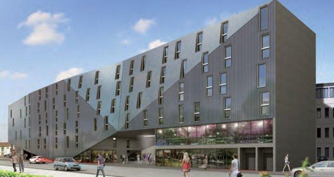 Achat / Vente appartement neuf Bordeaux Place Ravezies (33000) - Réf. 619