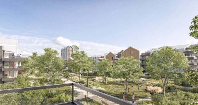 Achat / Vente appartement neuf Bruges au pied de la gare (33520) - Réf. 5881