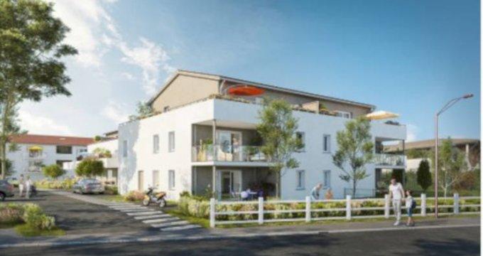 Achat / Vente appartement neuf Carbon-Blanc proche Parc Beauval (33560) - Réf. 3613