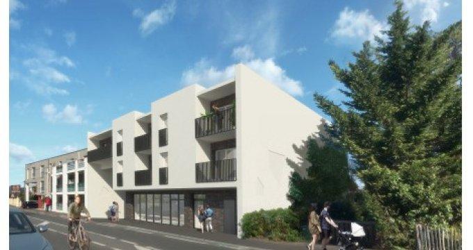 Achat / Vente appartement neuf Eysines au coeur du centre-ville (33320) - Réf. 243