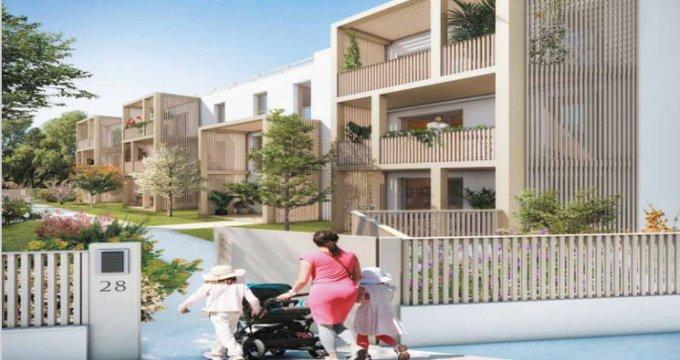 Achat / Vente appartement neuf Eysines proche commodités (33320) - Réf. 4879