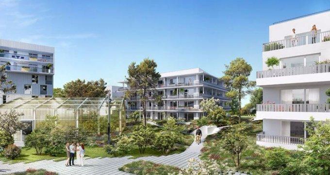 Achat / Vente appartement neuf Floirac proche Bordeaux (33270) - Réf. 1416
