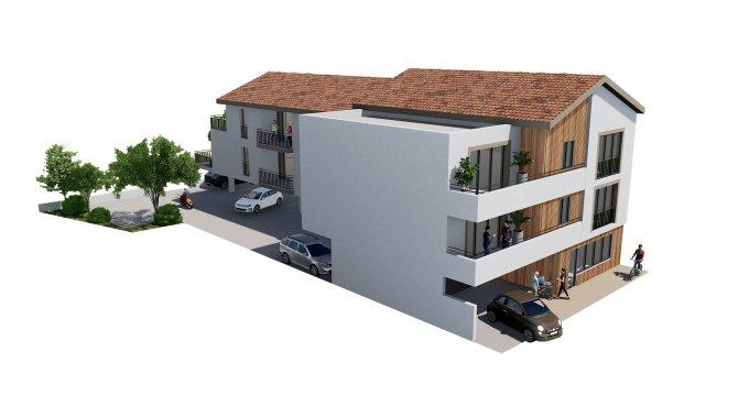 Achat / Vente appartement neuf Gujan-Mestras proche du port de Larros (33470) - Réf. 5731