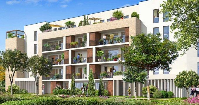 Achat / Vente appartement neuf Le Bouscat à 700 mètres du Tram D (33110) - Réf. 2243