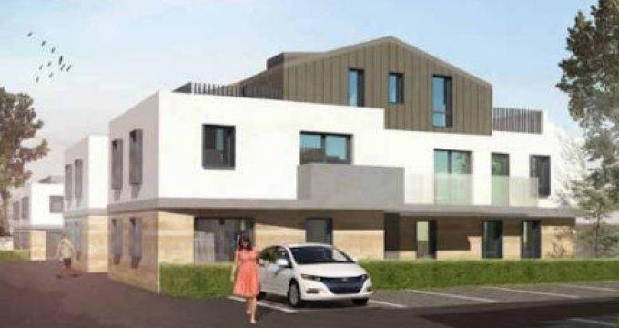 Achat / Vente appartement neuf Le Bouscat à deux pas du parc (33110) - Réf. 4193