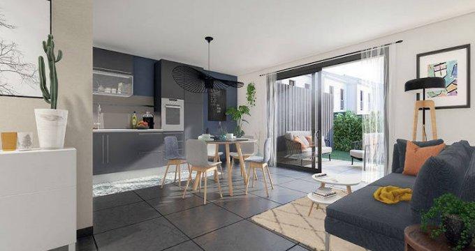 Achat / Vente appartement neuf Le Bouscat proche Hôpital Suburbain (33110) - Réf. 5224