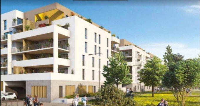 Achat / Vente appartement neuf Lormont à proximité du vieux Lormont (33310) - Réf. 2794