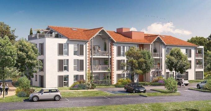Achat / Vente appartement neuf Marcheprime gare et commerces à pied (33380) - Réf. 2458