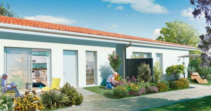 Achat / Vente appartement neuf Martillac à 7min du centre (33650) - Réf. 4543