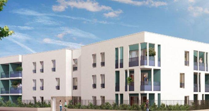 Achat / Vente appartement neuf Mérignac Capeyron (33700) - Réf. 2597