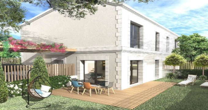 Achat / Vente appartement neuf Mérignac proche du Bois du Burck (33700) - Réf. 6002