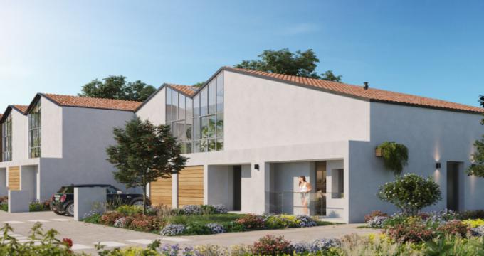 Achat / Vente appartement neuf Mérignac proche du Parc du Bourgailh (33700) - Réf. 5463