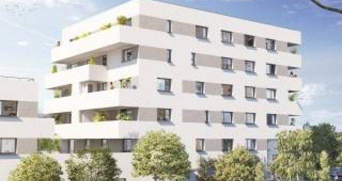 Achat / Vente appartement neuf Mérignac proche Parc de Bourran (33700) - Réf. 3671