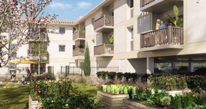 Achat / Vente appartement neuf Parempuyre à 800 mètres du bus (33290) - Réf. 4724
