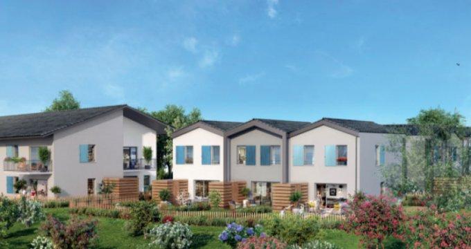 Achat / Vente appartement neuf Parempuyre quartier Bocage Athéna (33290) - Réf. 1675