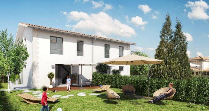 Achat / Vente appartement neuf Pessac proche écoles et commodités (33600) - Réf. 4232