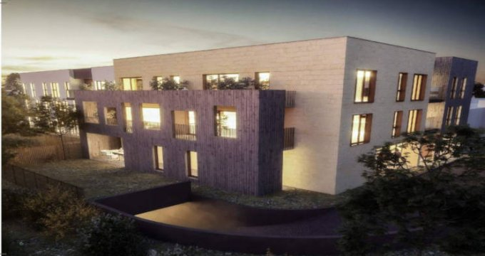 Achat / Vente appartement neuf Pessac quartier des Echoppes (33600) - Réf. 3457