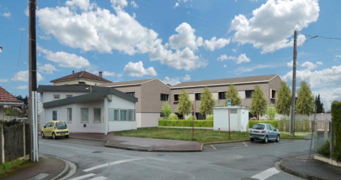 Achat / Vente appartement neuf Pessac quartier résidentiel proche gare (33600) - Réf. 5064