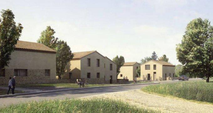 Achat / Vente appartement neuf Quinsac à 20 min de Bordeaux centre (33360) - Réf. 4877