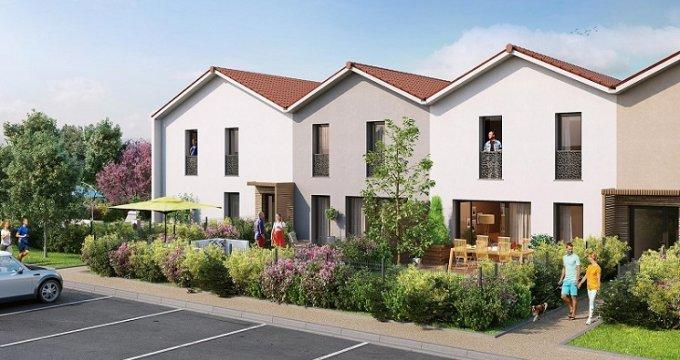 Achat / Vente appartement neuf Saint-Aubin-de-Médoc proche centre-bourg (33160) - Réf. 3958