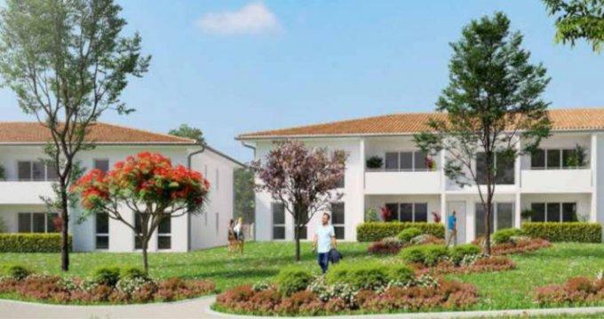 Achat / Vente appartement neuf Saint-Médard-en-Jalles quartier Cérillan (33160) - Réf. 3306