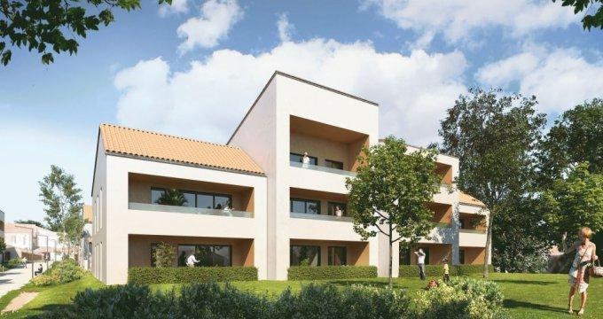 Achat / Vente appartement neuf Saint-Médard-en-Jalles quartier Hastignan (33160) - Réf. 2172