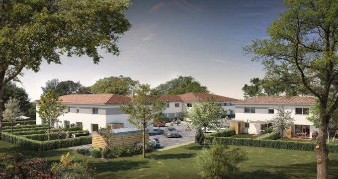 Achat / Vente appartement neuf Sainte-Eulalie proche du Château Malbec (33560) - Réf. 5307