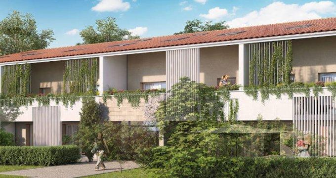 Achat / Vente appartement neuf Talence en coeur de ville (33400) - Réf. 4553