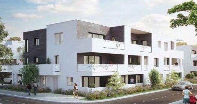 Appartement neuf villenave d ornon dans le vieux bourg for Appartement neuf bordeaux centre ville