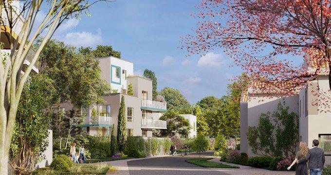Achat / Vente appartement neuf Villenave-d'Ornon proche tramway (33140) - Réf. 3907