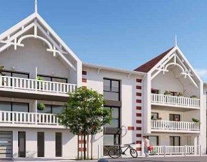 Achat / Vente appartement neuf Andernos-les-Bains 800 à mètres de la plage (33510) - Réf. 2433