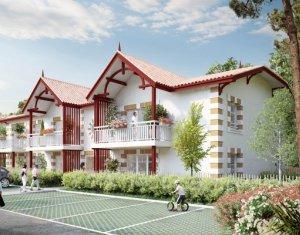 Achat / Vente appartement neuf Andernos-les-Bains proche centre (33510) - Réf. 3786