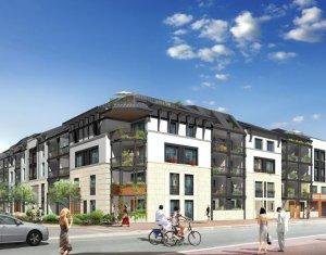 Achat / Vente appartement neuf Arcachon à deux pas des plages (33120) - Réf. 525