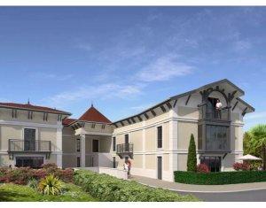 Achat / Vente appartement neuf Arcachon centre à deux pas du port de plaisance (33120) - Réf. 2944