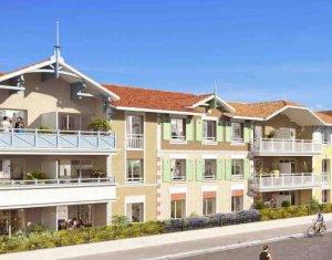 Achat / Vente appartement neuf Arcachon quartier de la gare (33120) - Réf. 3738