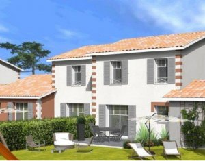Achat / Vente appartement neuf Arès centre (33740) - Réf. 192
