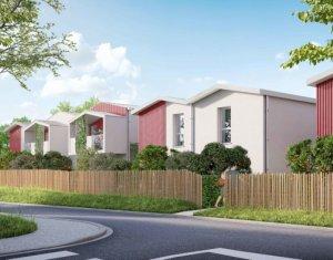 Achat / Vente appartement neuf Artigues-près-Bordeaux à 10 min du tram (33370) - Réf. 5315