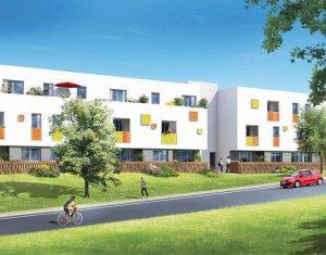 Achat / Vente appartement neuf Artigues-près-Bordeaux centre (33370) - Réf. 90